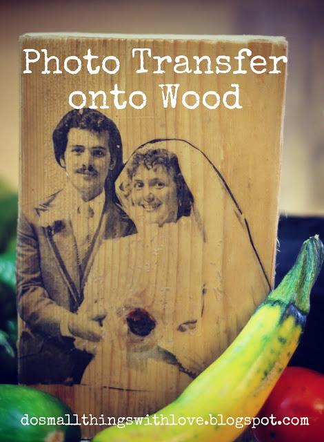 wood transfer