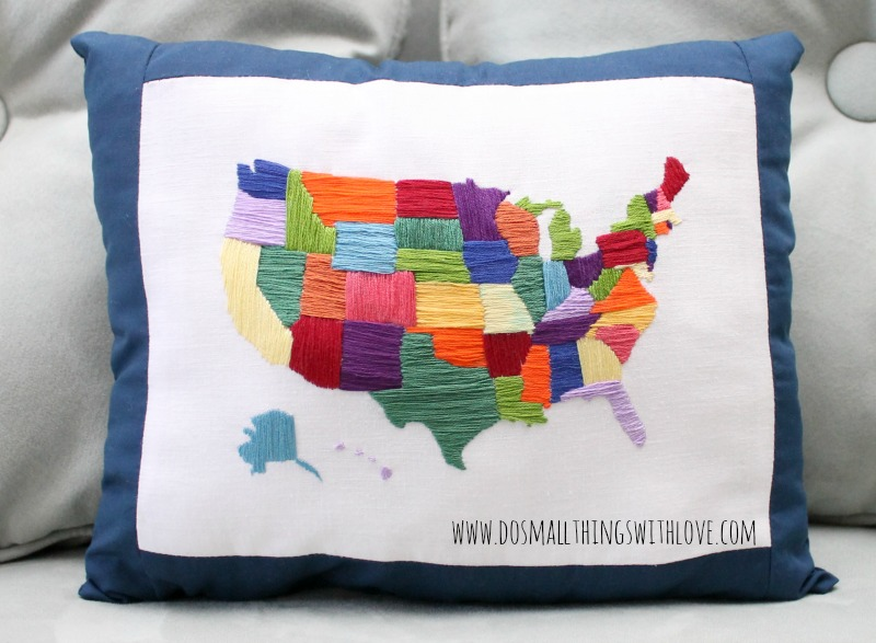 embroidered united states of america 2