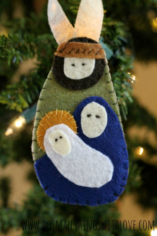 holy family ornament 21