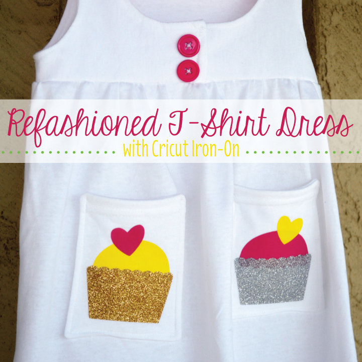 Tshirt Dress IronOn Title