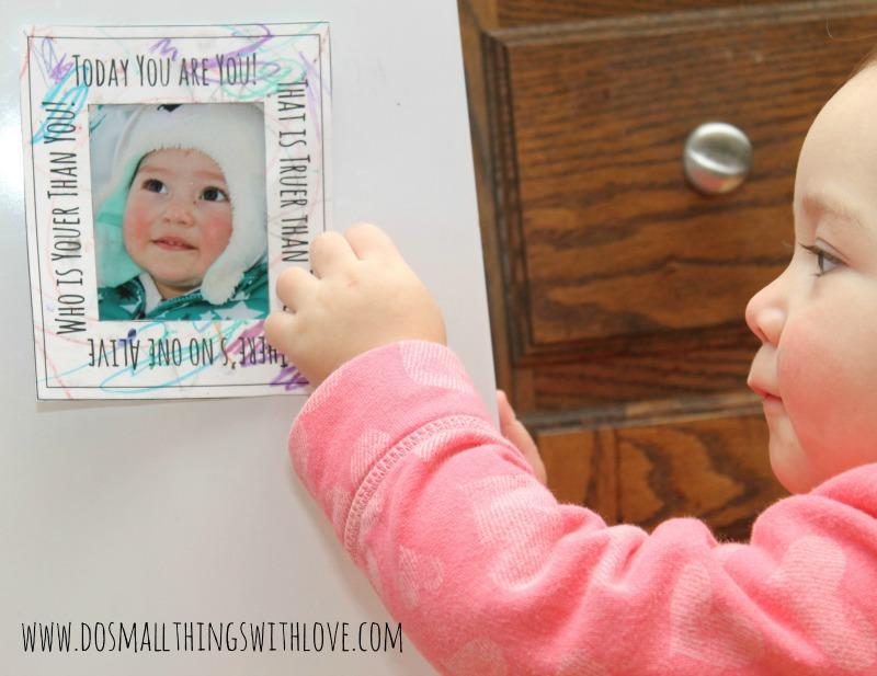 printable dr. seuss picture frames