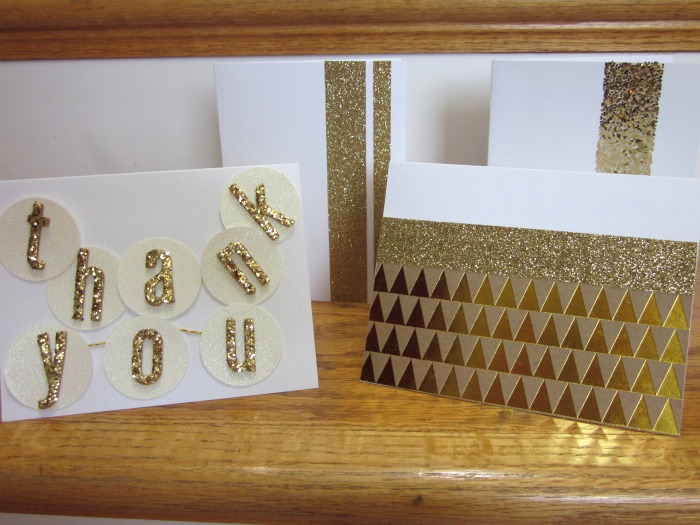 diy-glitter-thank-you-cards