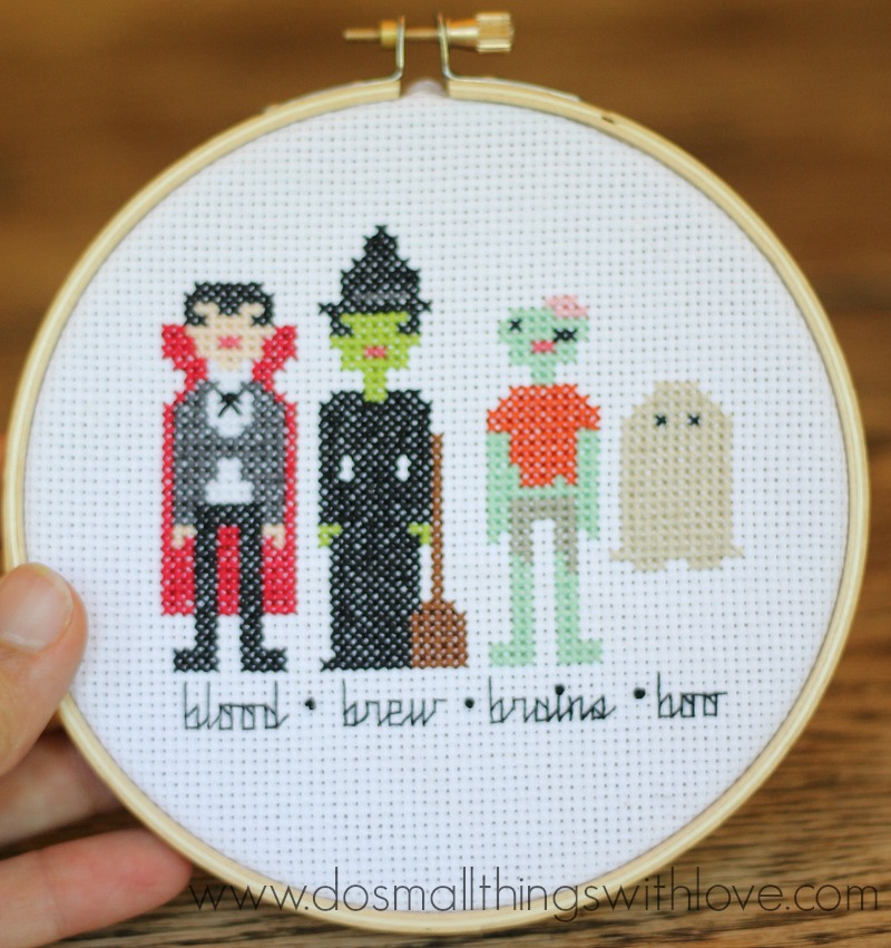 How To Do Counted Cross Stitch For Beginners