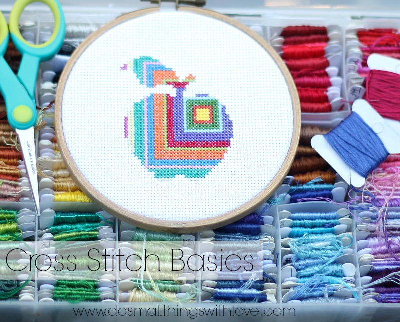 The Basics of Cross Stitch