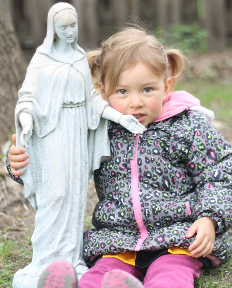lessons from mary on motherhood