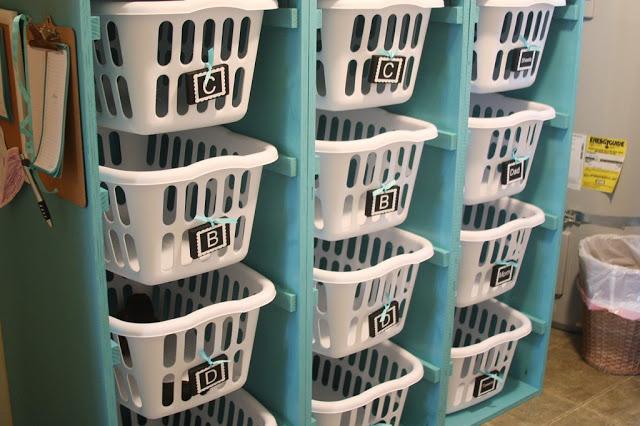Laundrybasketdresser