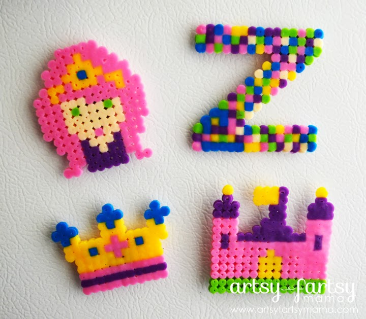 Melty Beads Magnets1