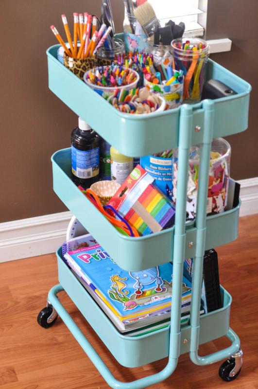 The-Art-Cart-an-Ikea-shelf-Suburble.com-1-of-1-531x800