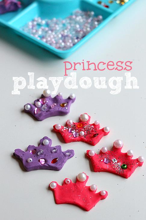 princess-play-dough-activity-for-preschool-