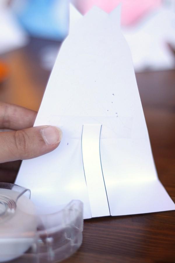printable nativity tape