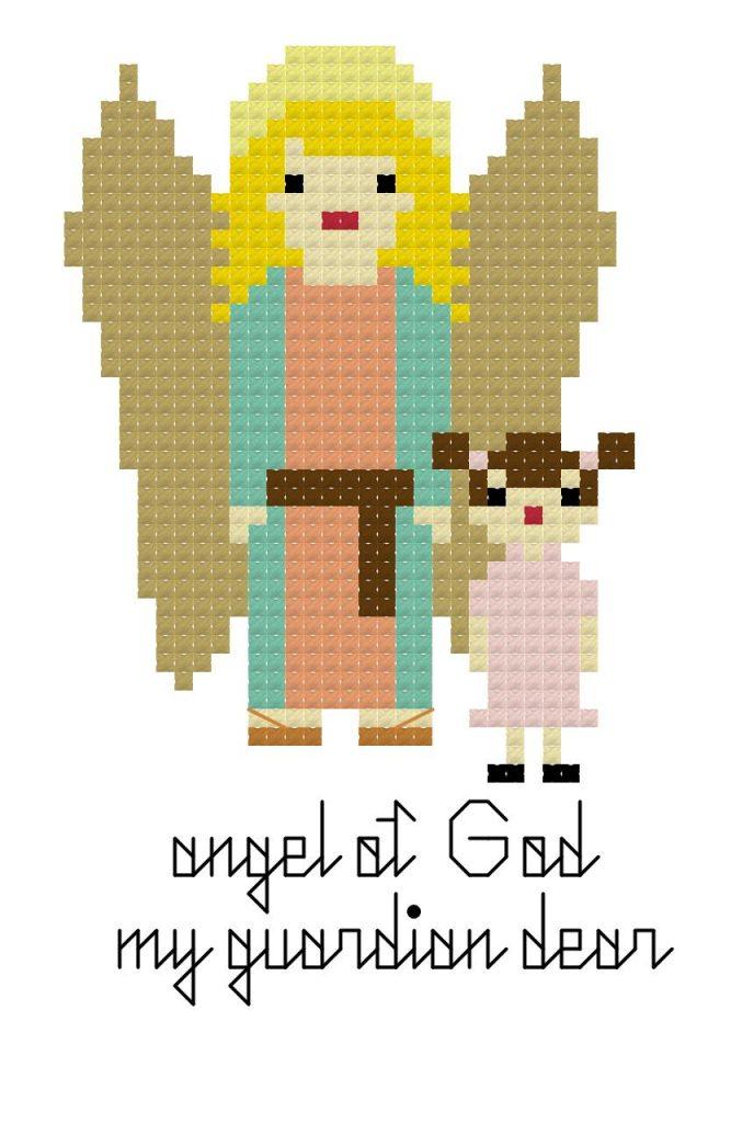 Guardian Angel female