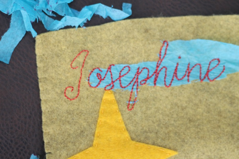 how-to-embroider-a-name-on-a-stocking-tutorial