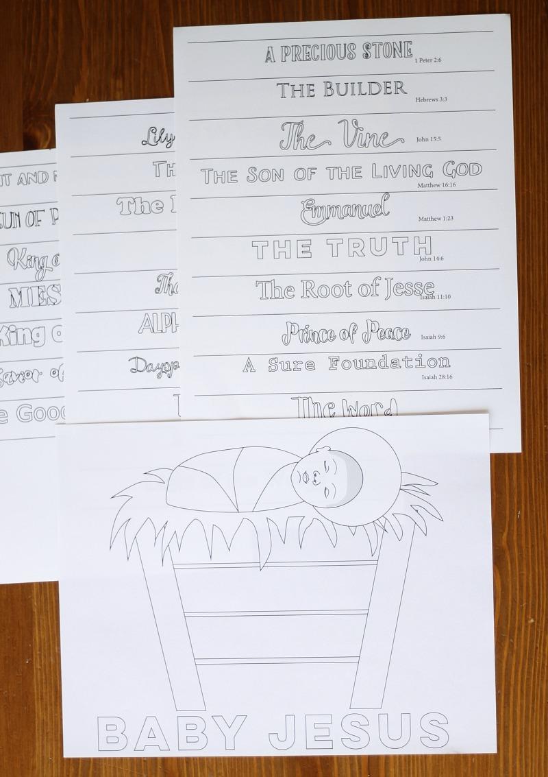 names-of-jesus-printed